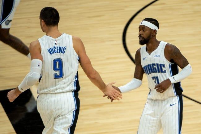 Golden State Warriors at Orlando Magic - 2/19/21 NBA Picks and Prediction