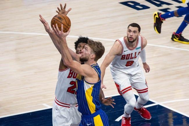 Indiana Pacers vs Chicago Bulls NBA Picks, Odds, Predictions 4/6/21