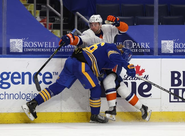 Buffalo Sabres vs New York Islanders NHL Picks, Odds, Predictions 2/16/21