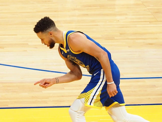 Golden State Warriors vs Miami Heat NBA Picks, Odds, Predictions 2/17/21