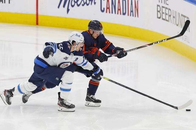 Edmonton Oilers vs Winnipeg Jets NHL Picks, Odds, Predictions 2/17/21
