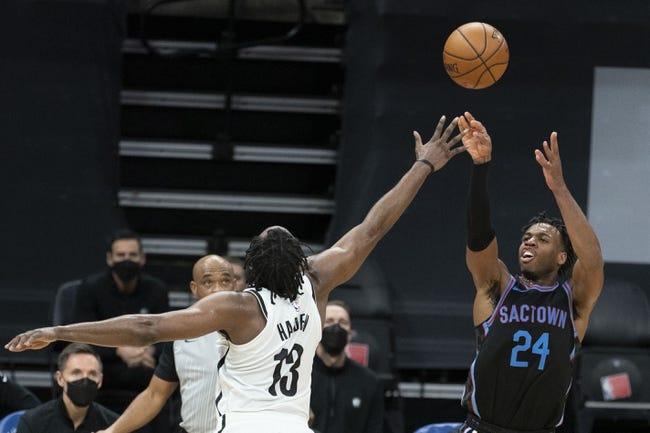 Brooklyn Nets vs Sacramento Kings NBA Picks, Odds, Predictions 2/23/21