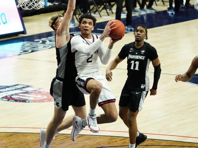 Connecticut at Villanova - 2/20/21 College Basketball Picks and Prediction