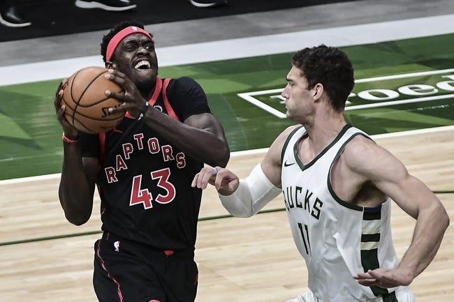 Toronto Raptors at Milwaukee Bucks - 2/18/21 NBA Picks and Prediction