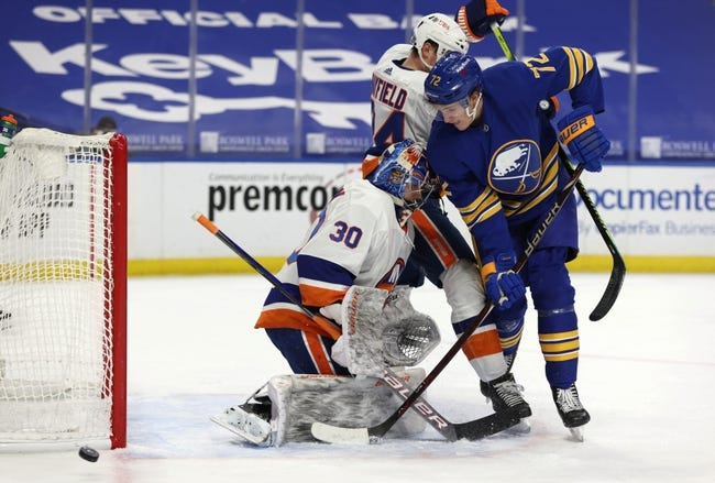New York Islanders vs Buffalo Sabres NHL Picks, Odds, Predictions 2/22/21