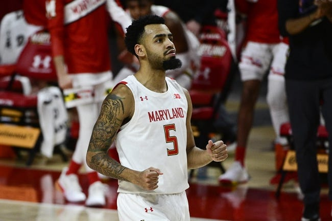 Penn State at Maryland: 3/7/21 College Basketball Picks and Prediction
