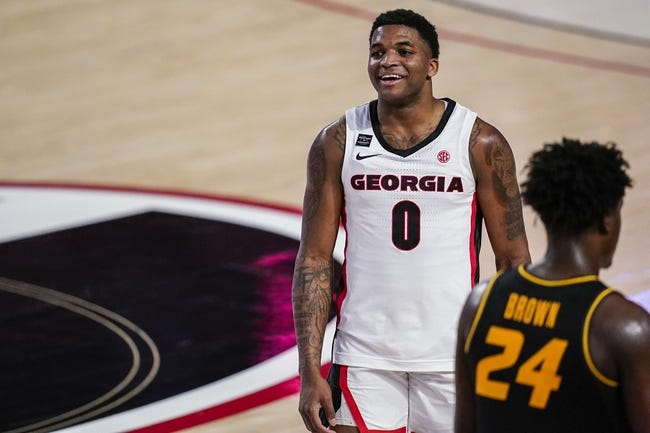 Georgia at Missouri: 3/11/21 College Basketball Picks and Predictions