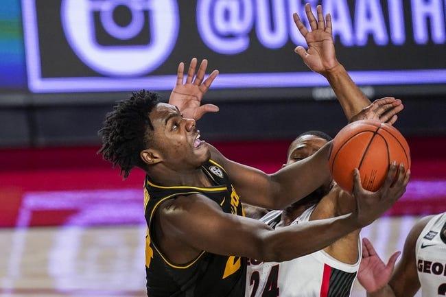 Missouri at South Carolina: 2/20/21 College Basketball Picks and Predictions