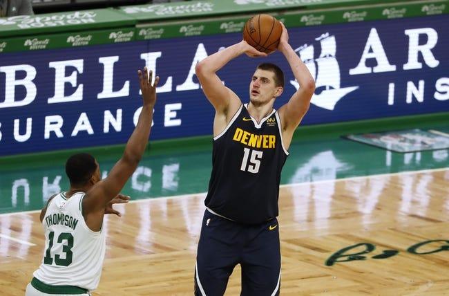 Denver Nuggets vs Boston Celtics NBA Picks, Odds, Predictions 4/11/21