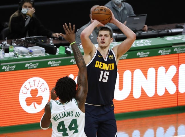 Denver Nuggets at Cleveland Cavaliers - 2/19/21 NBA Picks and Prediction