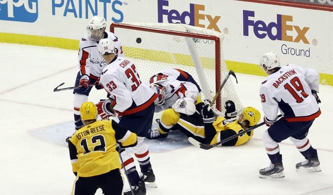 Washington Capitals vs Pittsburgh Penguins NHL Picks, Odds, Predictions 2/23/21