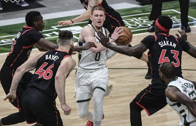 Milwaukee Bucks vs Toronto Raptors NBA Picks, Odds, Predictions 2/18/21