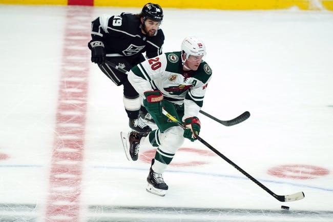 Minnesota Wild vs Los Angeles Kings NHL Picks, Odds, Predictions 2/26/21