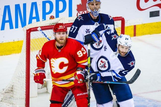 Calgary Flames vs Winnipeg Jets NHL Picks, Odds, Predictions 3/26/21