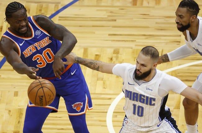 Sacramento Kings at New York Knicks - 2/25/21 NBA Picks and Prediction
