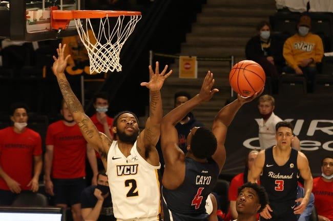 George Mason at VCU:  2/20/21 College Basketball Picks and Predictions
