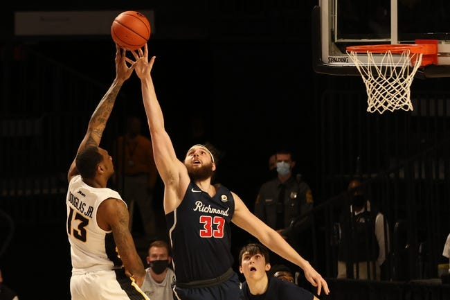 Duquesne at Richmond: 3/4/21 College Basketball Picks and Predictions