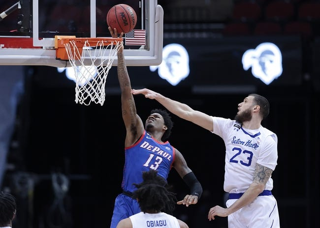 Connecticut at Seton Hall: 3/3/21 College Basketball Picks and Predictions