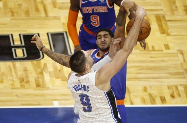 New York Knicks vs Orlando Magic NBA Picks, Odds, Predictions 3/18/21