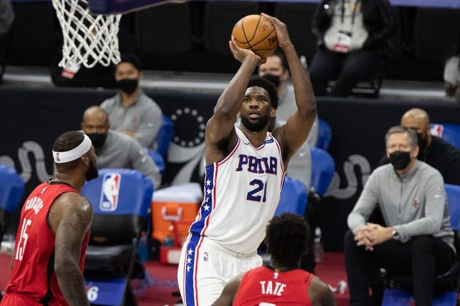 Houston Rockets vs Philadelphia 76ers NBA Picks, Odds, Predictions 5/5/21