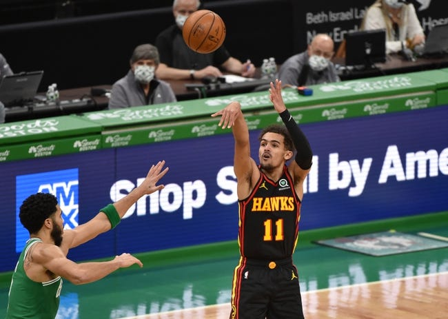 Atlanta Hawks at Boston Celtics - 2/19/21 NBA Picks and Prediction