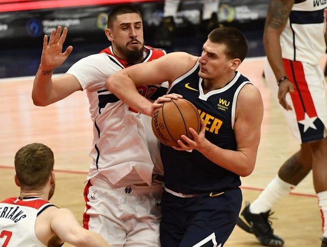 Washington Wizards at Denver Nuggets - 2/25/21 NBA Picks and Prediction