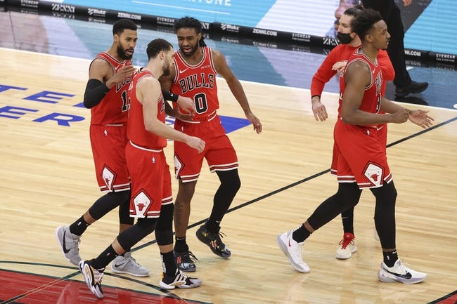 Chicago Bulls at Houston Rockets - 2/22/21 NBA Picks and Prediction