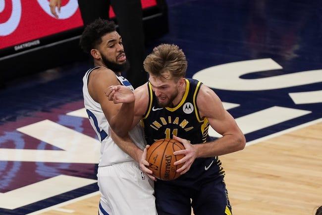 Indiana Pacers vs Minnesota Timberwolves NBA Picks, Odds, Predictions 4/7/21