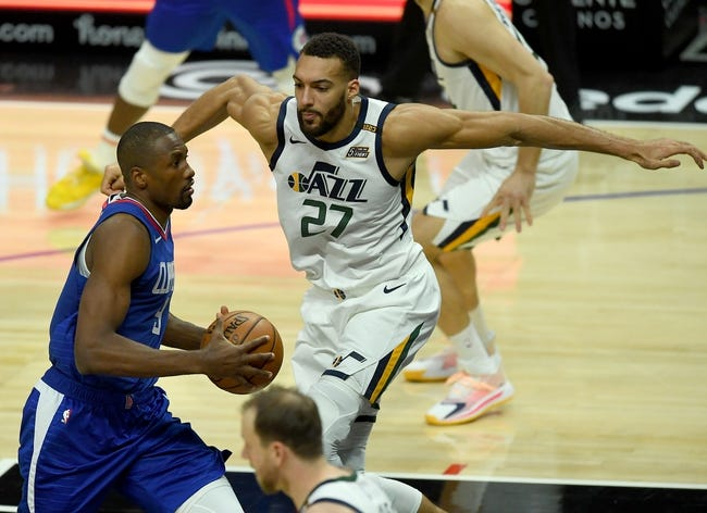 Los Angeles Clippers vs Utah Jazz NBA Picks, Odds, Predictions 2/19/21