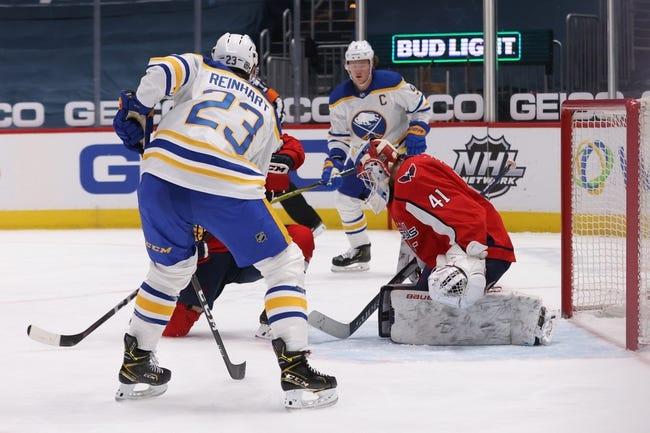 New Jersey Devils vs Washington Capitals NHL Picks, Odds, Predictions 2/28/21