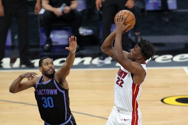 Miami Heat at Oklahoma City Thunder - 2/22/21 NBA Picks and Prediction