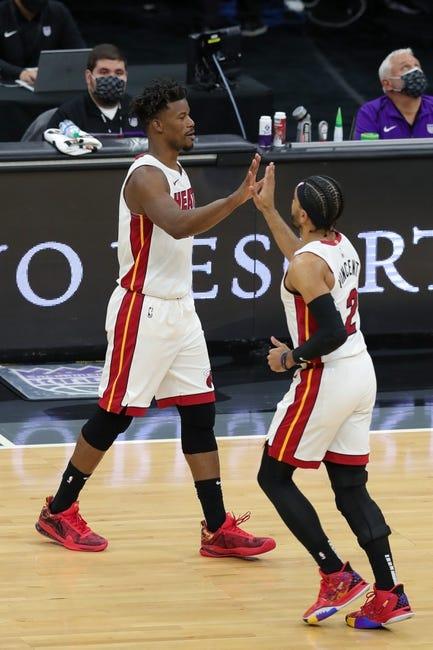 NBA Saturday Night Primetime Pick Heat / Lakers