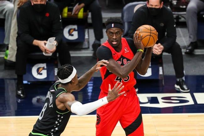 Houston Rockets at Toronto Raptors - 2/26/21 NBA Picks and Prediction