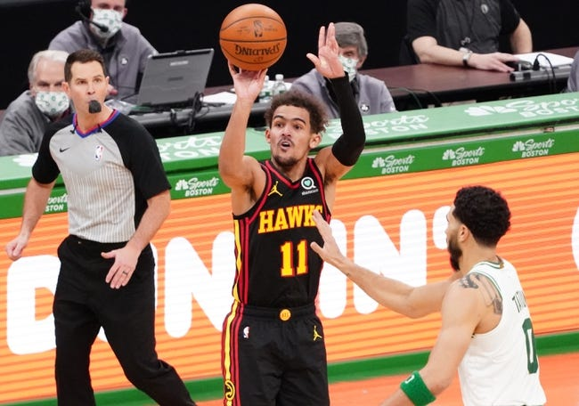 Atlanta Hawks at Cleveland Cavaliers - 2/23/21 NBA Picks and Prediction