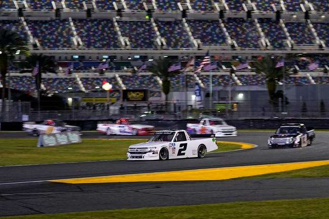 2021 Toyota Tundra 225 -NASCAR Camping World Truck Series Picks, Odds, and Prediction 5/22/21
