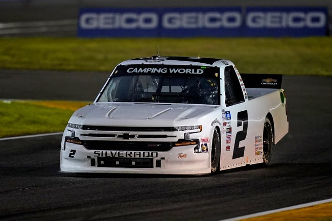 2021 Bucked Up 200-NASCAR Camping World Truck Series Picks, Odds, and Prediction 3/5/21