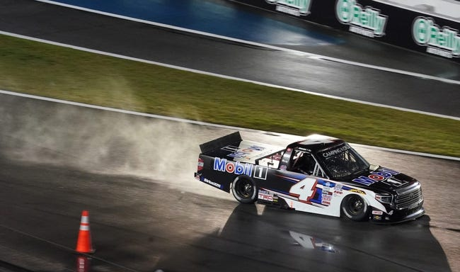 2021 Wise Power 200 -NASCAR Camping World Truck Series Picks, Odds, and Prediction 5/1/21