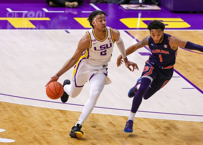 LSU at Georgia 2/23/21 College Basketball Picks and Predictions
