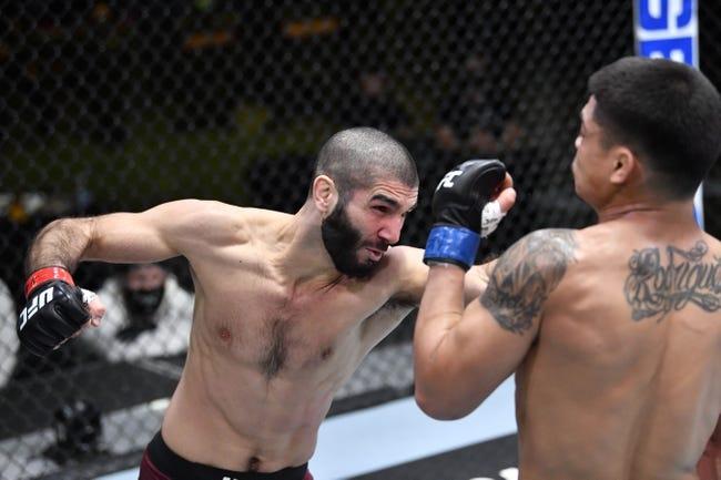 UFC 265: Vince Morales vs. Drako Rodriguez Picks and Predictions