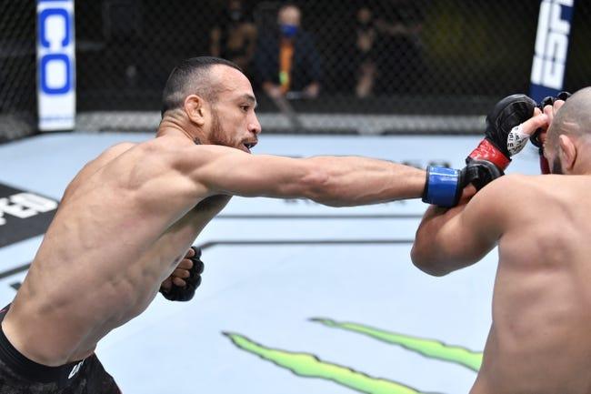 UFC on ESPN 28: Danny Chavez vs. Kai Kamaka Picks and Predictions