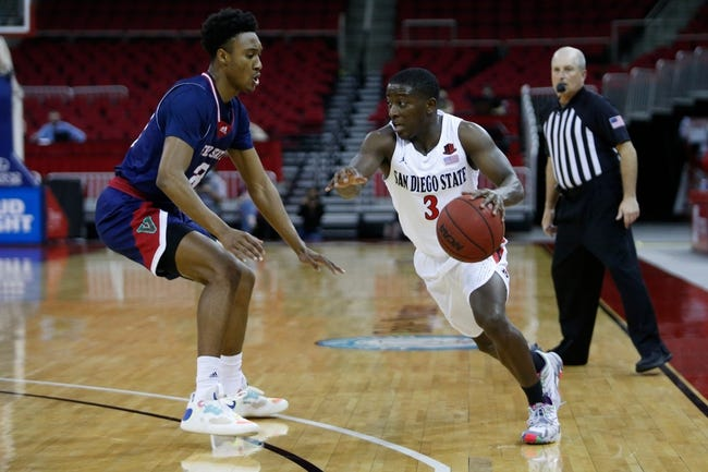 Fresno State at UNLV: 2/26/21 College Basketball Picks and Predictions