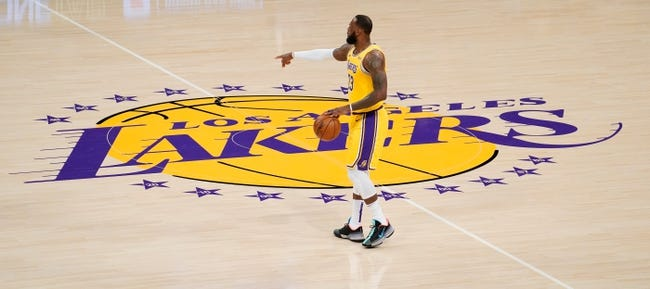 Los Angeles Lakers vs Washington Wizards NBA Picks, Odds, Predictions 2/22/21
