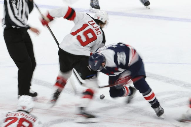 New Jersey Devils vs Washington Capitals NHL Picks, Odds, Predictions 2/27/21