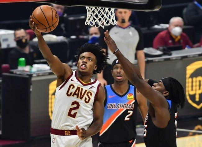 Houston Rockets at Cleveland Cavaliers - 2/24/21 NBA Picks and Prediction