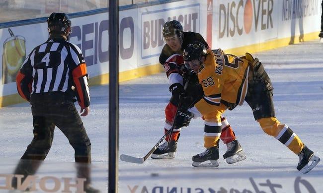 Boston Bruins vs Philadelphia Flyers NHL Picks, Odds, Predictions 4/5/21