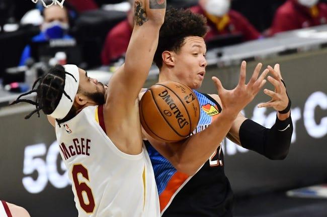 Oklahoma City Thunder vs Cleveland Cavaliers NBA Picks, Odds, Predictions 4/8/21