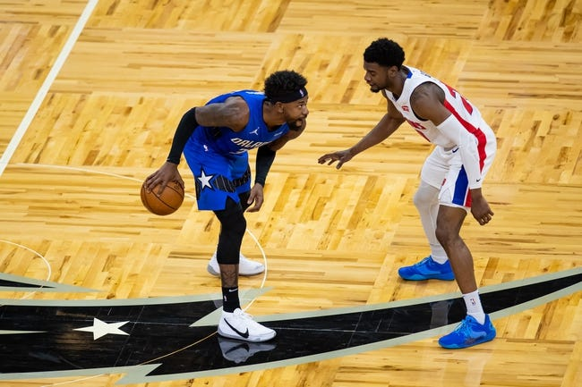 Orlando Magic vs Detroit Pistons NBA Picks, Odds, Predictions 2/23/21