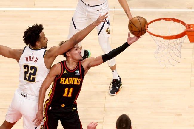 Atlanta Hawks at Denver Nuggets - 3/28/21 NBA Picks and Prediction