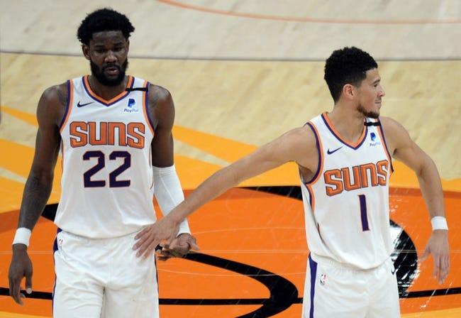 Phoenix Suns vs Charlotte Hornets NBA Picks, Odds, Predictions 2/24/21