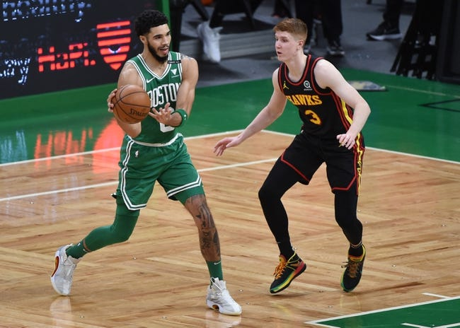 Boston Celtics at Atlanta Hawks - 2/24/21 NBA Picks and Prediction